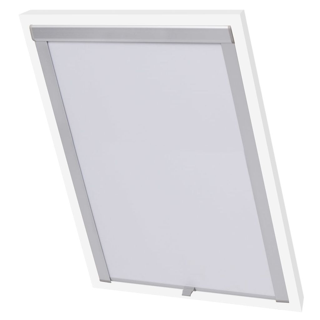 Litedpot Blackout Roller Blinds White P08/408