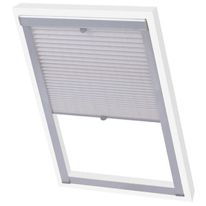 Litedpot Pleated Blinds White M06/306