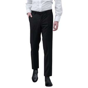 Litedpot Men's Dress Pants Black Size 52