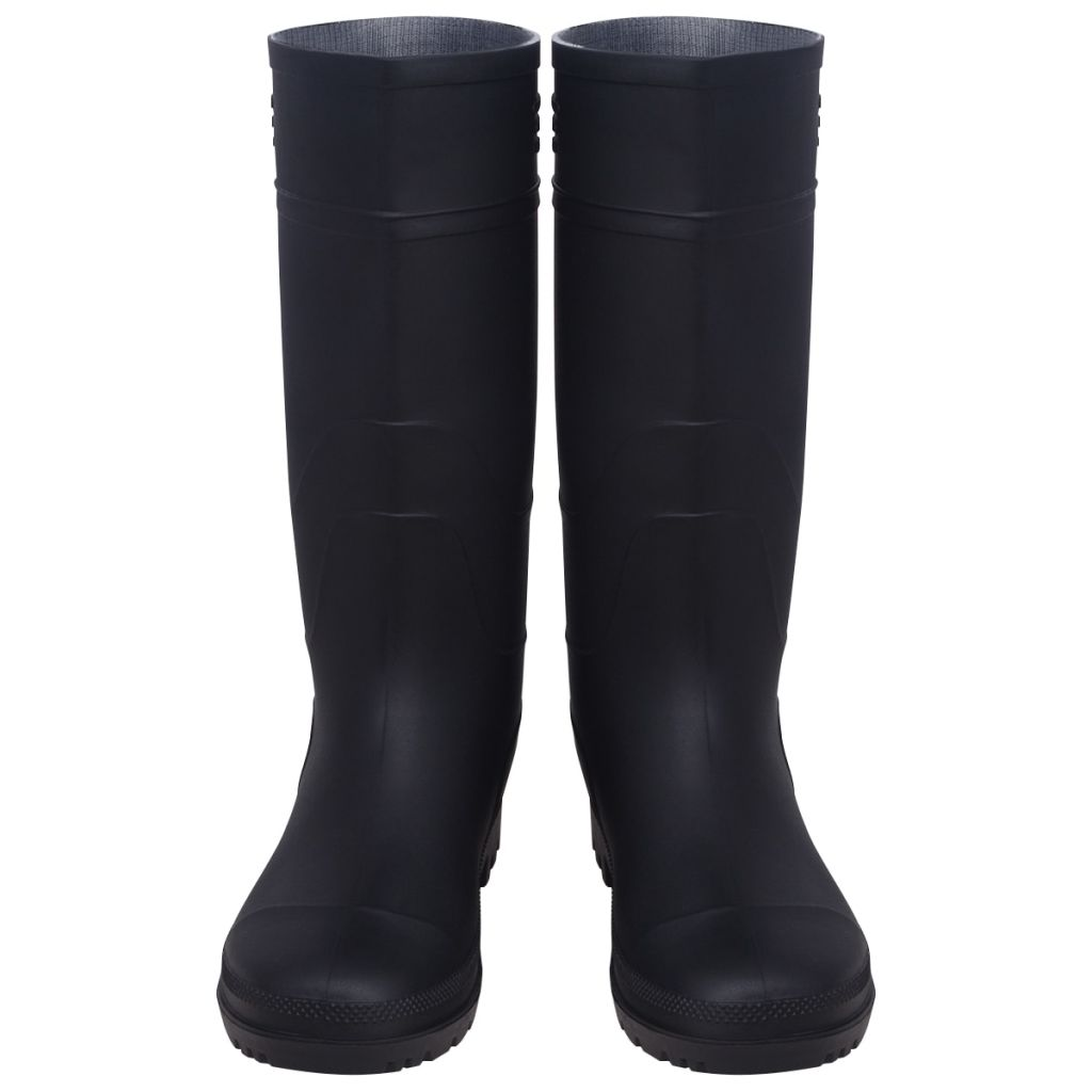 Litedpot Wellingtons Size 7.5 Black