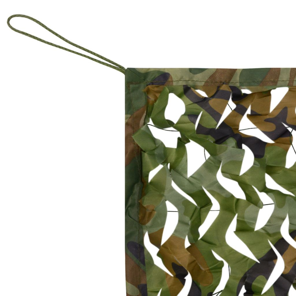 Litedpot Camouflage Net with Storage Bag 3x3 m