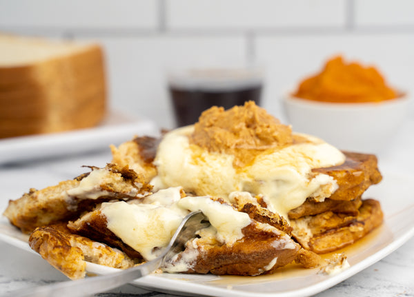 anabolic protein french toast