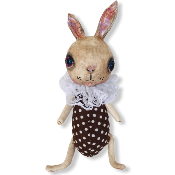 Cha-Cha The Bunny Art Doll