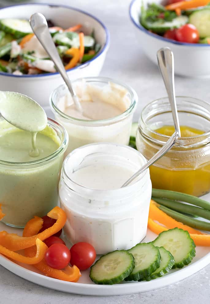 Salad Dressing Basics