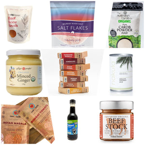 Love My Earth Spice Mixes & Pantry Staples