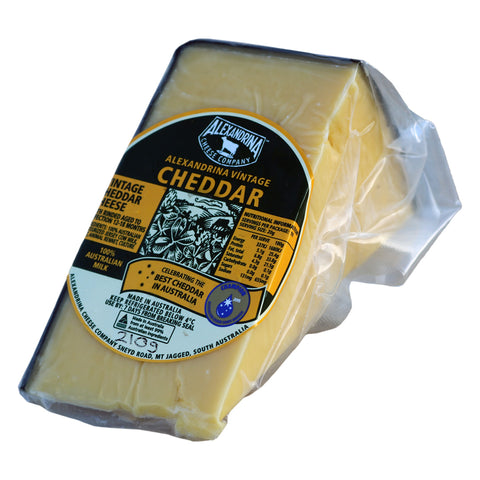Alexandrina Cheese Co. Vintage Cheddar