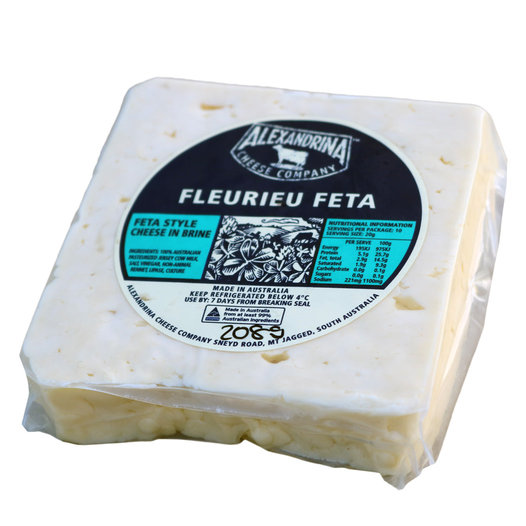 Alexandrina Cheese Co. - Fleurieu Feta
