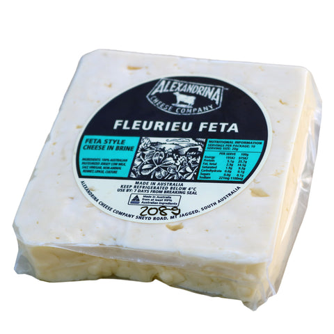 Alexandrina Cheese Co. Fleurieu Feta