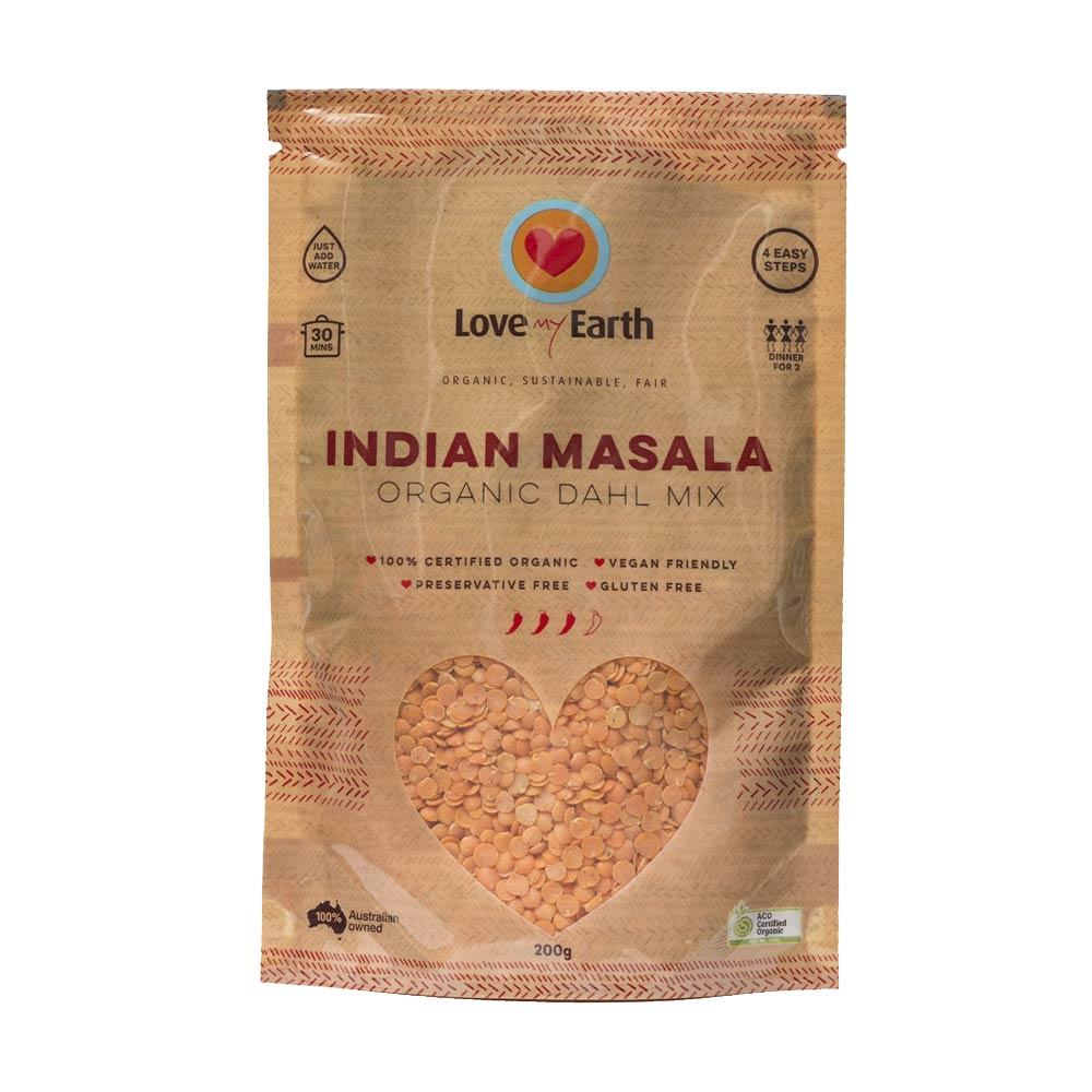 Love My Earth Indian Masala Dahl Mix