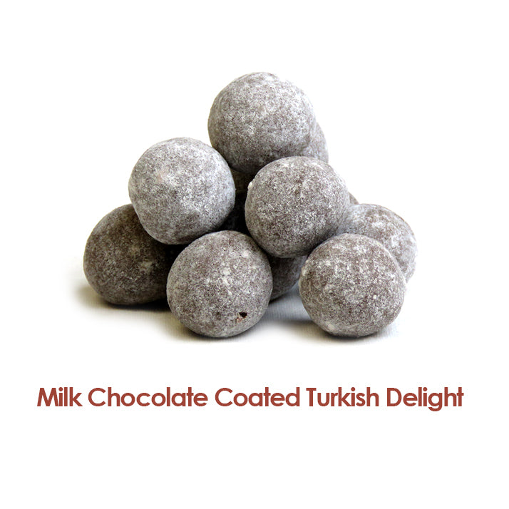 Turkish Delight - Choc Coated - per 10gm