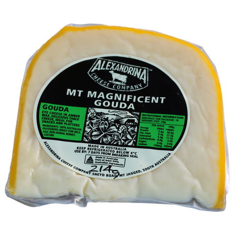 Alexandrina Cheese Co. Mount Magnificent Gouda