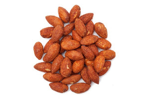 Almonds - Hot & Spicy - Bulk - per 100gm