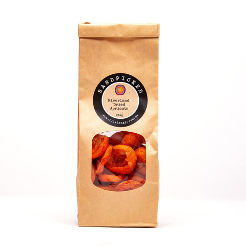 Riverland Dried Apricots - 250gm