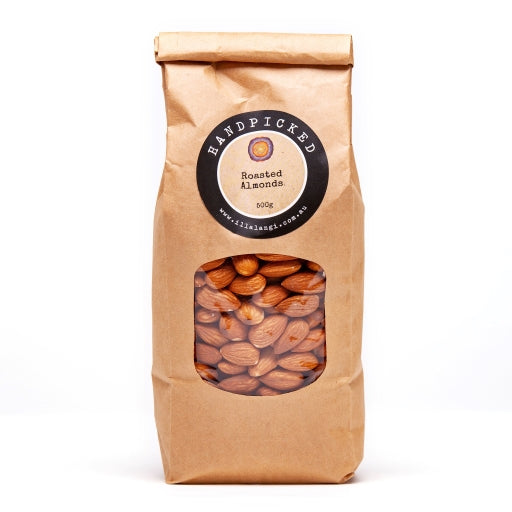 Almonds - Roasted - 100gm