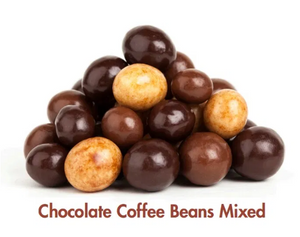 Coffee Beans - Mixed Choc Coated - per 10gm