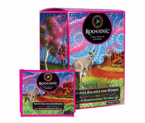 Roogenic Tea Bags - Native Balance for Women