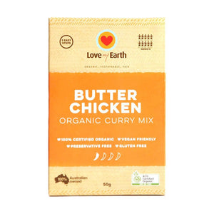 Love My Earth Butter Chicken Curry Powder