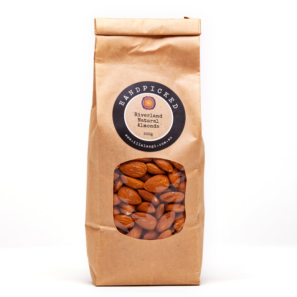 Natural Almonds - 500gm
