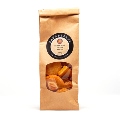 Riverland Dried Pears - 250gm