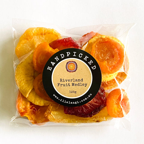 Riverland Dried Fruit Medley - 125g
