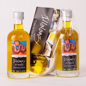 Illalangi Oil and Dukkah Gift Sample Bag - Saltbush Blend