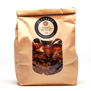 Illalangi Handmade  - Riverland Fruit & Nut Cake Mix - In a bag