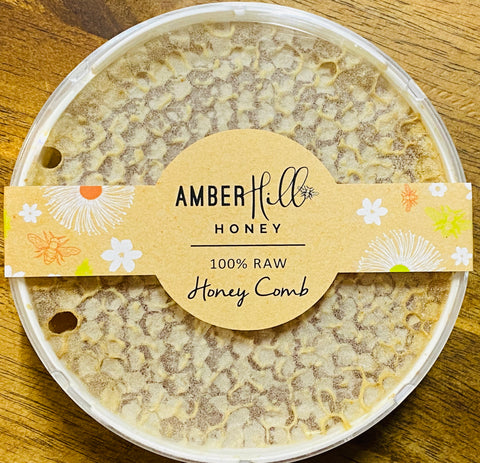 Amberhill Honey - Raw Honeycomb