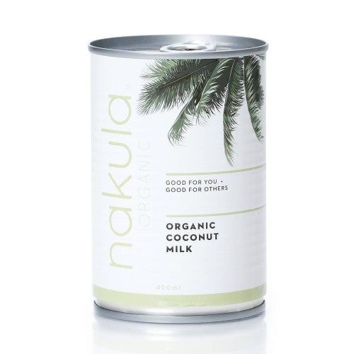 Nakula Organic - Coconut Milk - 400ml