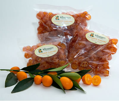 The Kumquatery - Candied Nagami Kumquats