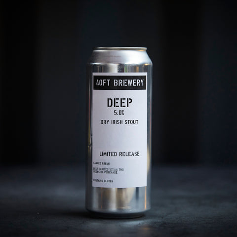 Deep 5% | Stout | 500ml Can