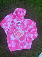 Strawberry Blush Hoodie