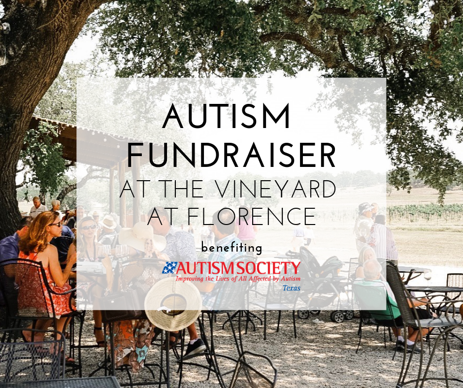 Autism Fundraiser at The Vineyard at Florence