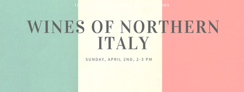 Wines of Northern Italy Class