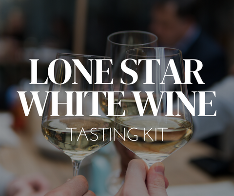 Lone Star White Wine Tasting