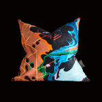 """Graffiti II"" Scatter Cushion"