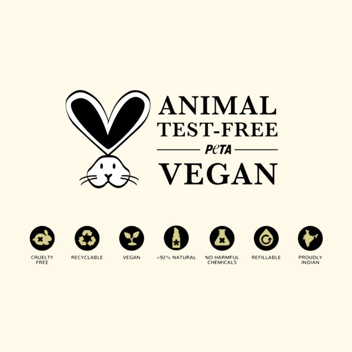 Vegan  Cruelty-Free  Beauty Industry Natural  Beauty Products