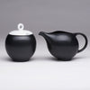 EVA - 6 Piece Tea Set - Black Matte - NutriTeaCup