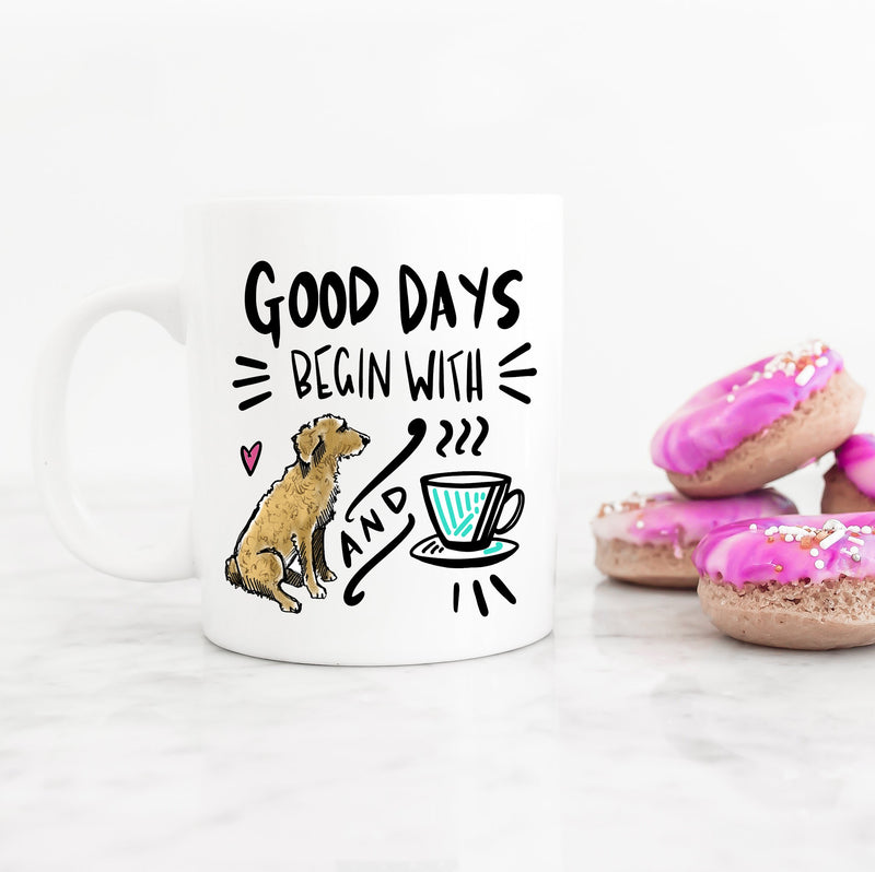 Good Days Mug - NutriTeaCup