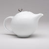 EVA - 3 Piece Tea Set - White Porcelain - NutriTeaCup