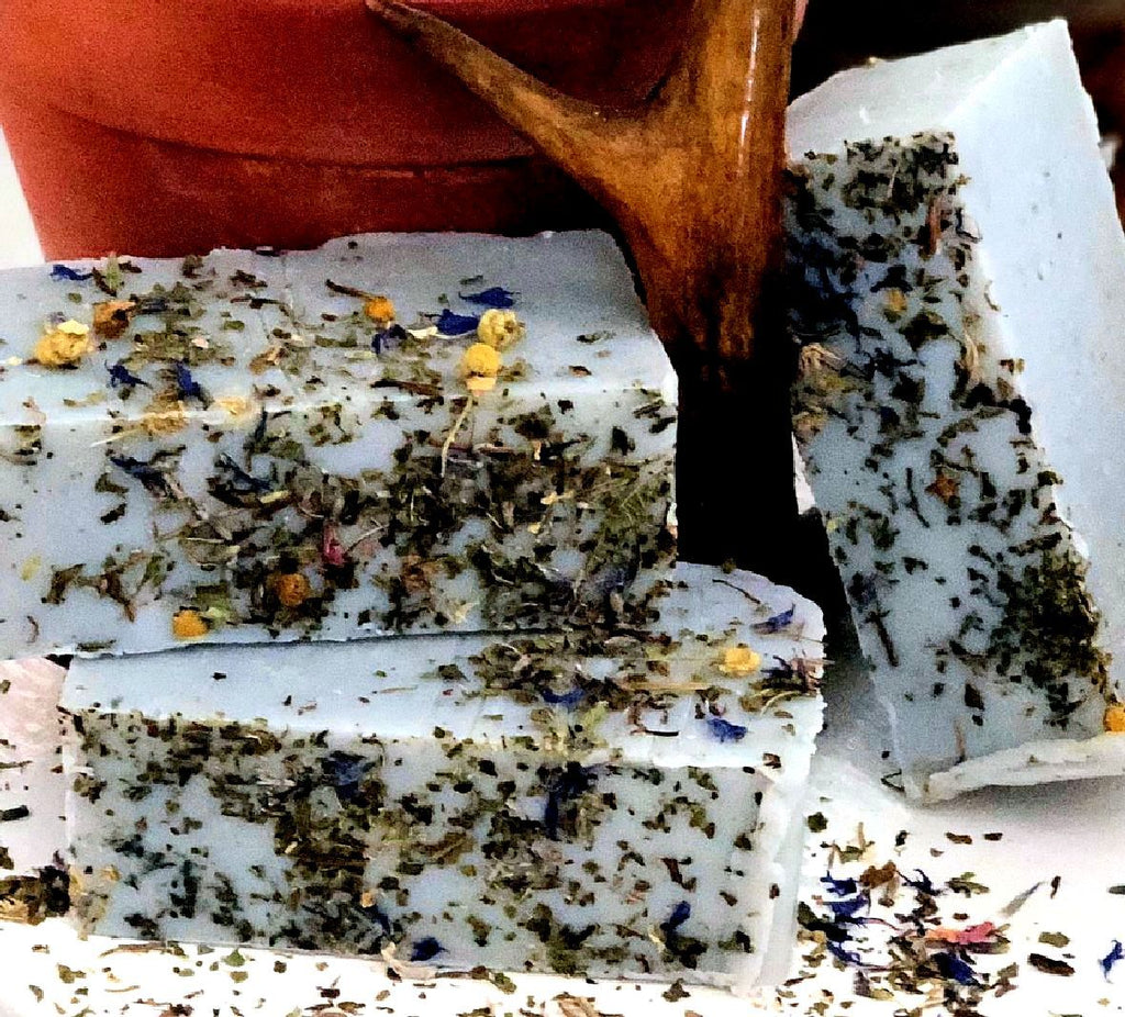 Witches Brew Organic Tea Infused, Handmade Soap - NutriTeaCup