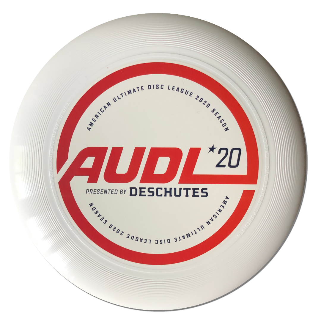 AUDL 2020 Game Disc
