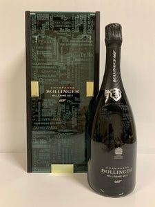 Bollinger 007 Limited Edition 2011  0,75 cl   Box