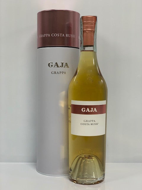 Gaja Grappa 'Costa Russi' - 0,50cl - Box metal