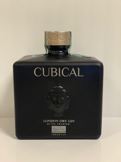 "Gin ""Cubical Ultra Premium"" London Dry  - 0,70 cl"