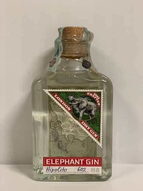 Elephant London Dry Gin - 0,50cl -
