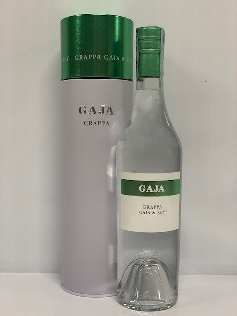 Gaja Grappa 'Gaia & Rey'  - 0,50cl - Box metal