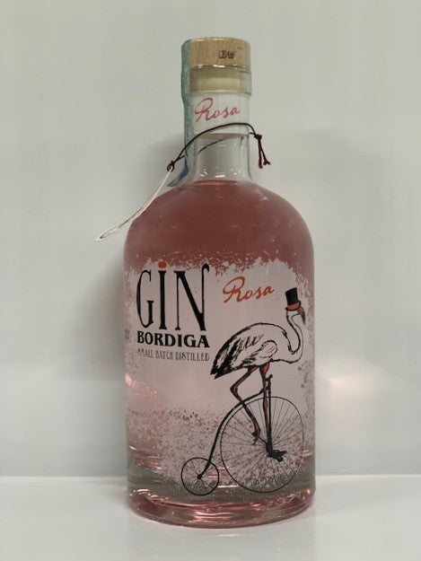 Gin Rosa - Bordiga - 0,70cl -