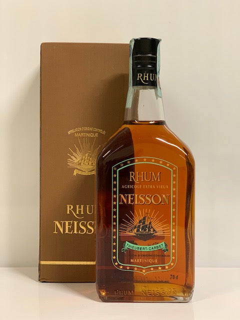 Neisson Extra Vieux Thieubert-Carbet Rum con box - 70 cl