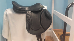 'Valentini' Monoflap Saddle - Saoirse Saddlery