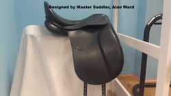 Cadence Aisling Supple Leather Dressage Saddle - Saoirse Saddlery